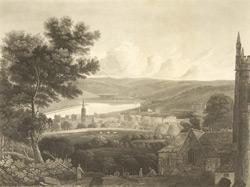 North West View of Truro